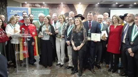 Fecoan entrega sus Premios Al Andalus de Gastronomía y Embajadores del AOVE