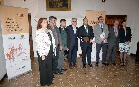 Entregado el III Premio Internacional Castillo de Canena de Investigación Oleícola «Luis Vañó»