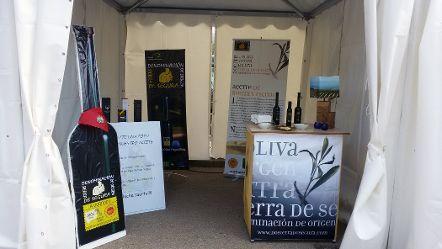 La DO Sierra de Segura promociona el aceite de oliva de calidad en el Congreso Nacional del Toro de Cuerda