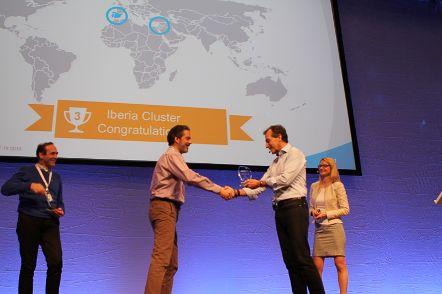 GEA Iberia es premiada dentro del Grupo GEA