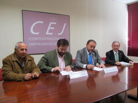 Infaoliva e IMS Pesaje firman un convenio de colaboración