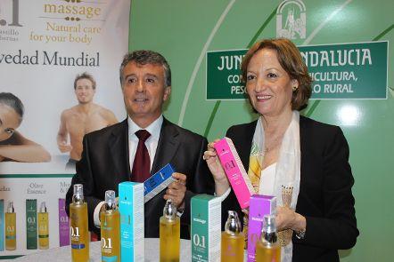 La producción de aceite de oliva en Almería supera las 13.000 toneladas en esta campaña