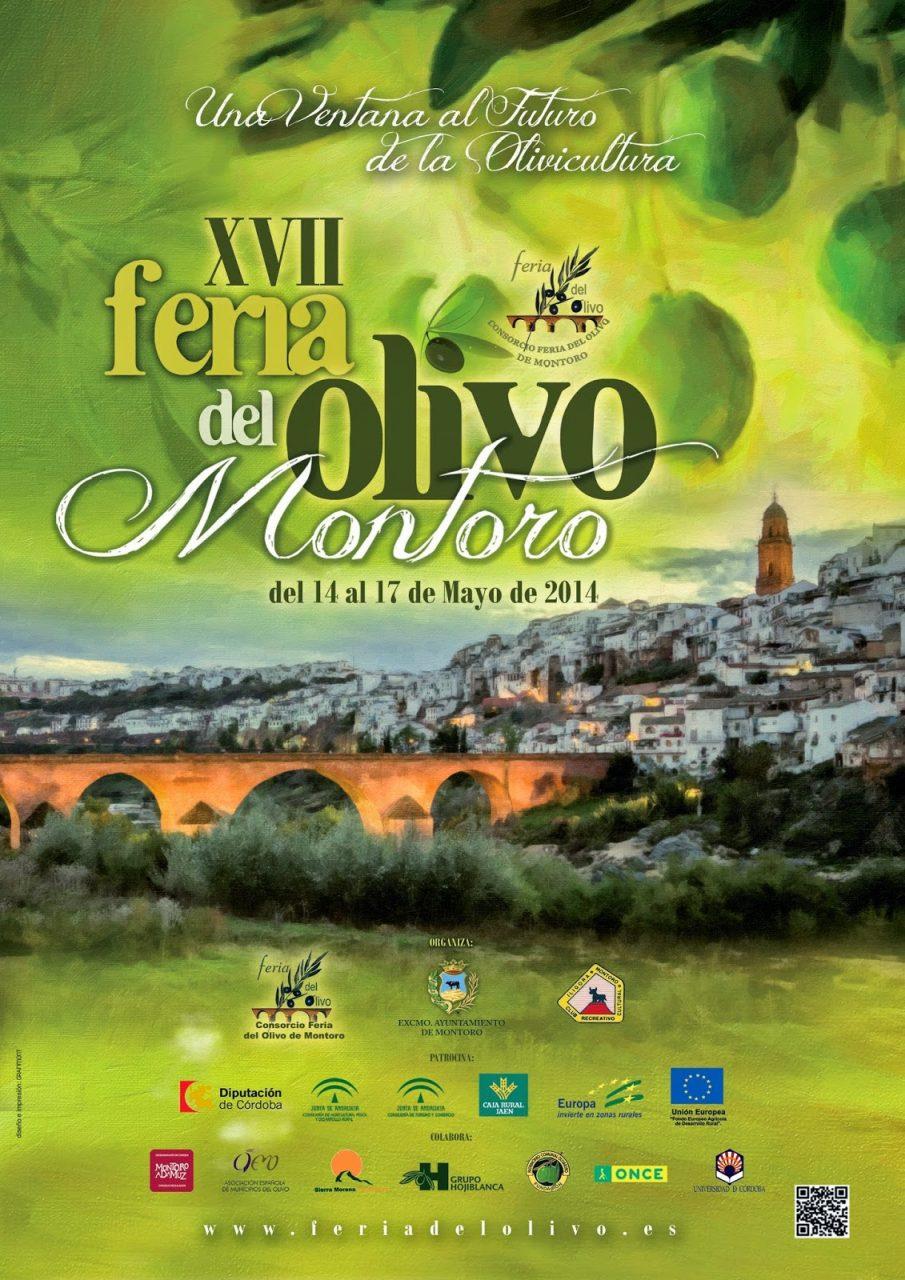 Mañana arranca una nueva edición de la Feria del Olivo de Montoro con la presencia de la presidenta de la Junta