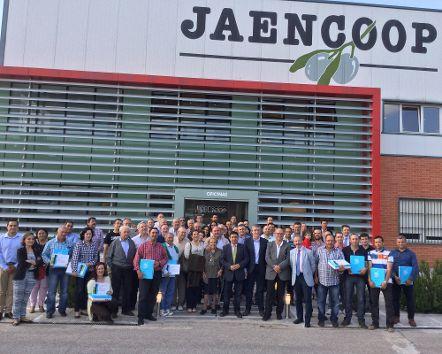 Jaencoop reconoce a sus agricultores el éxito de la marca Prólogo