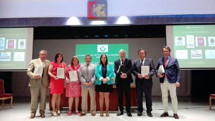 Reconocen a las DOP de la provincia de Córdoba con el Premio San Isidro a la Excelencia Agroalimentaria