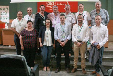 Miguel Cobos, nuevo secretario general de la UPA en Andalucía con un respaldo del 98%