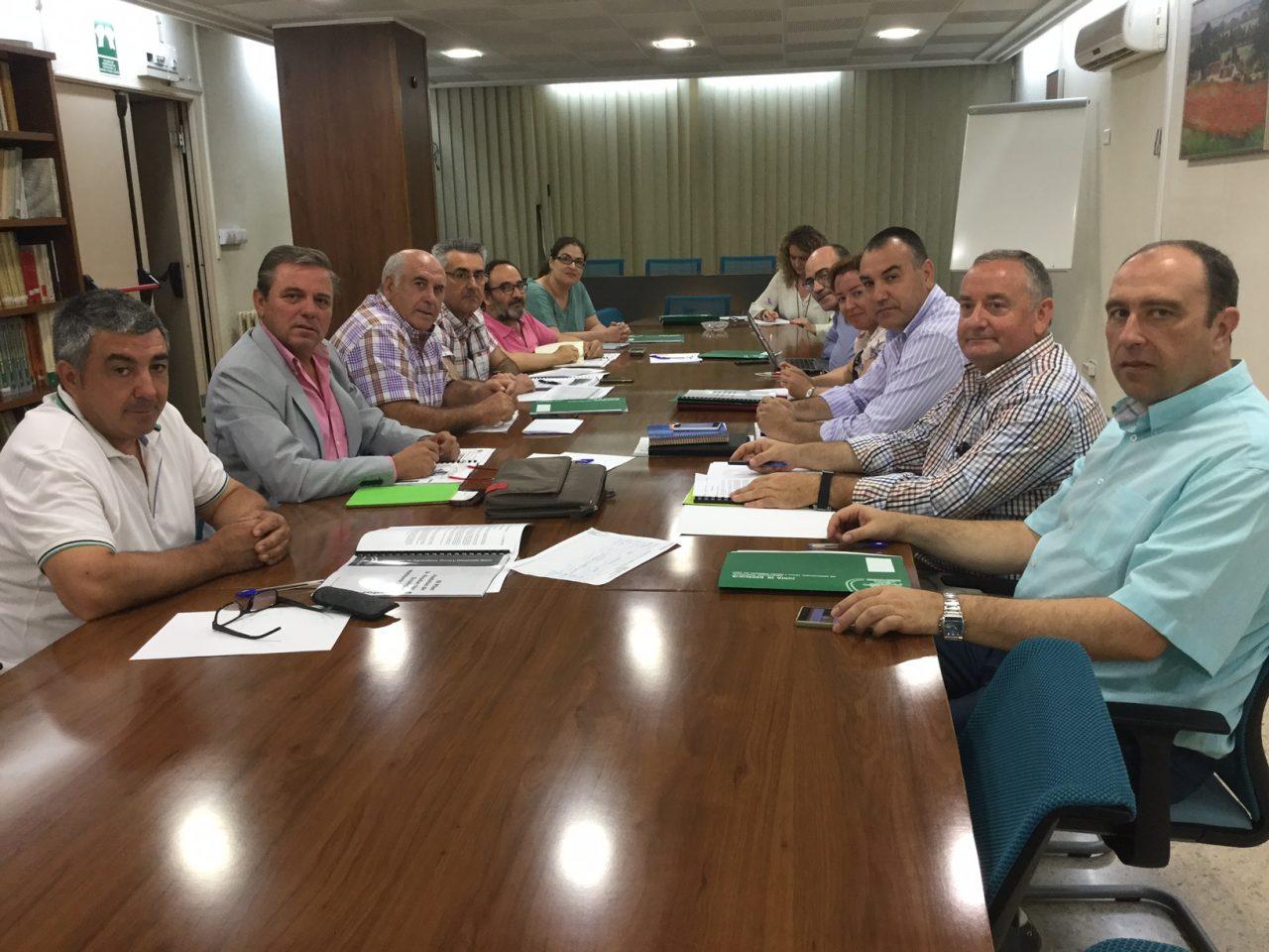 La Junta impulsa la constitución de la Mesa Provincial de Producción Ecológica