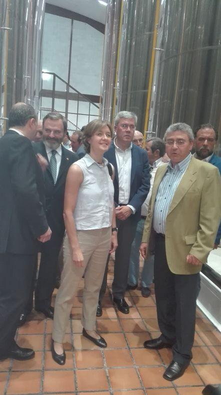 La ministra anuncia que la Conferencia Sectorial de Agricultura se ha fijado para el 30 de junio