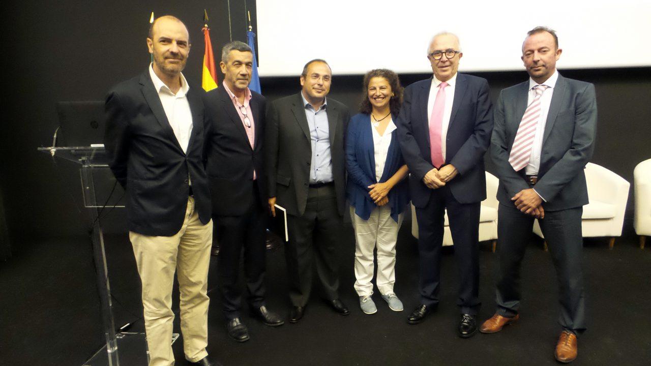 CosméticaOlivo presenta su gama de productos con AOVE en una jornada sobre el sector químico andaluz