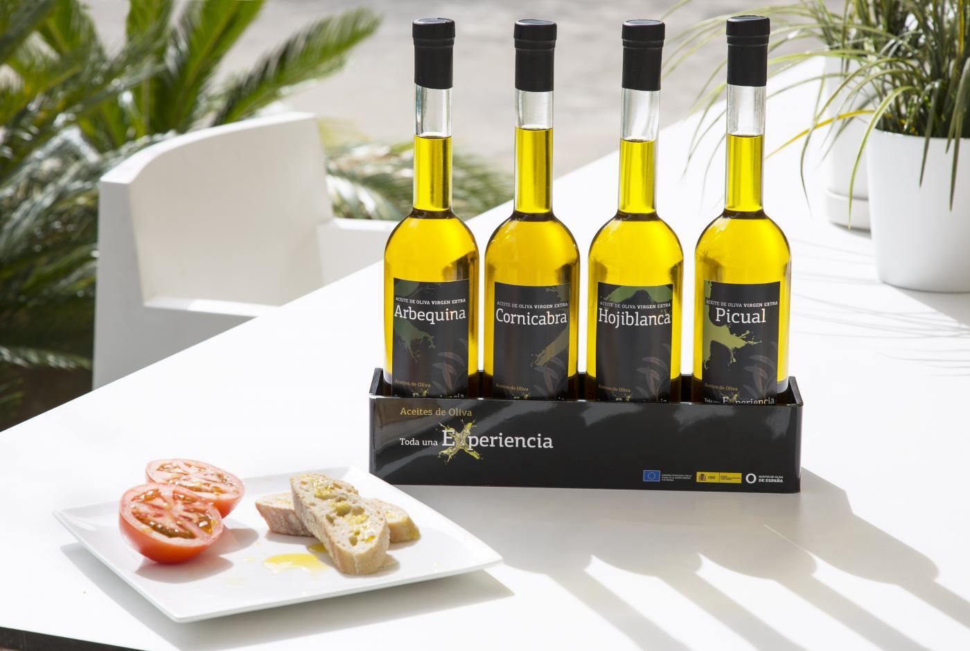 Hoteles NH y Vincci promocionan este verano los aceites de oliva