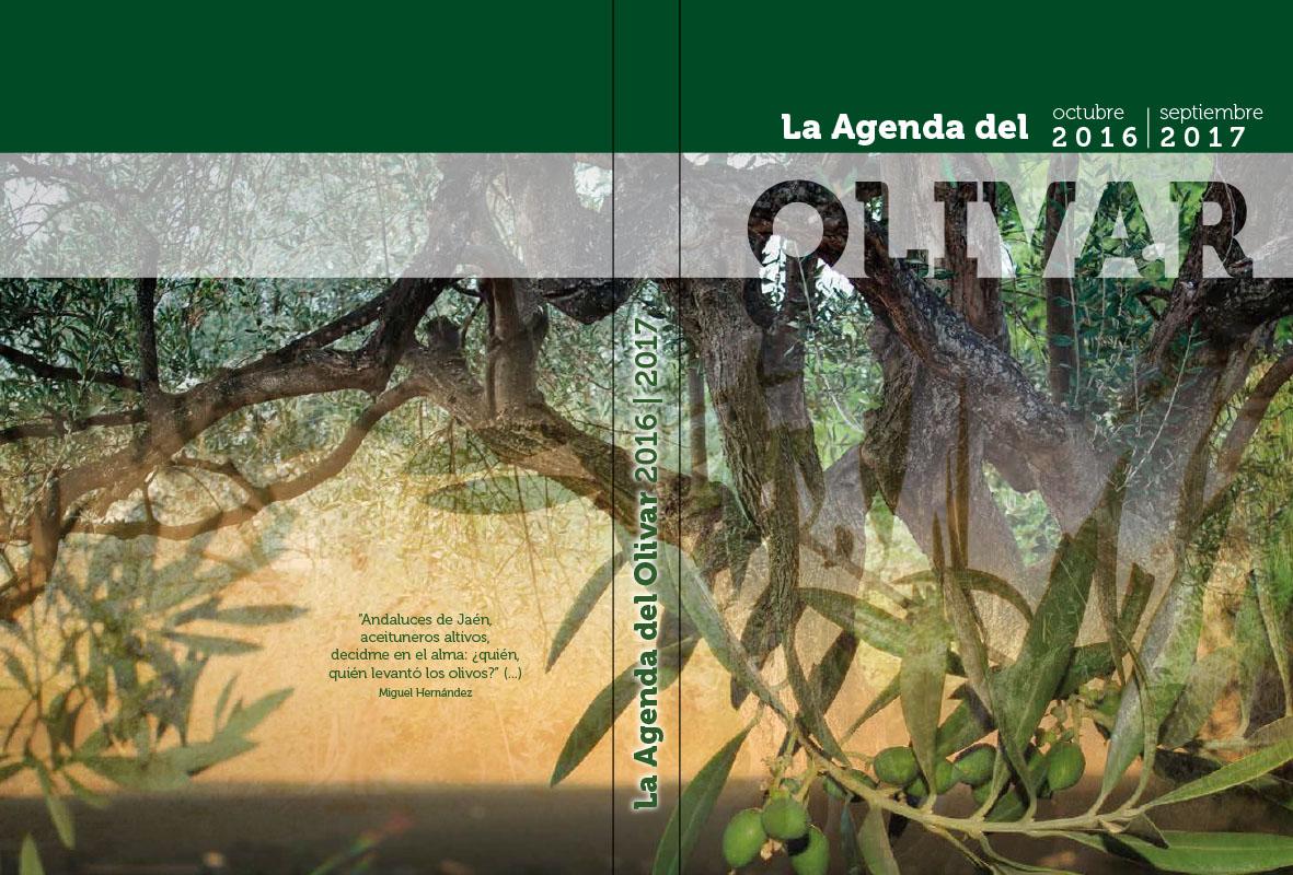 La próxima semana estará en la calle La Agenda del Olivar 2016/2017