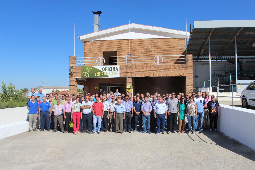 Dcoop celebra en Martos sus jornadas de formación para la mejora de la calidad en almazaras