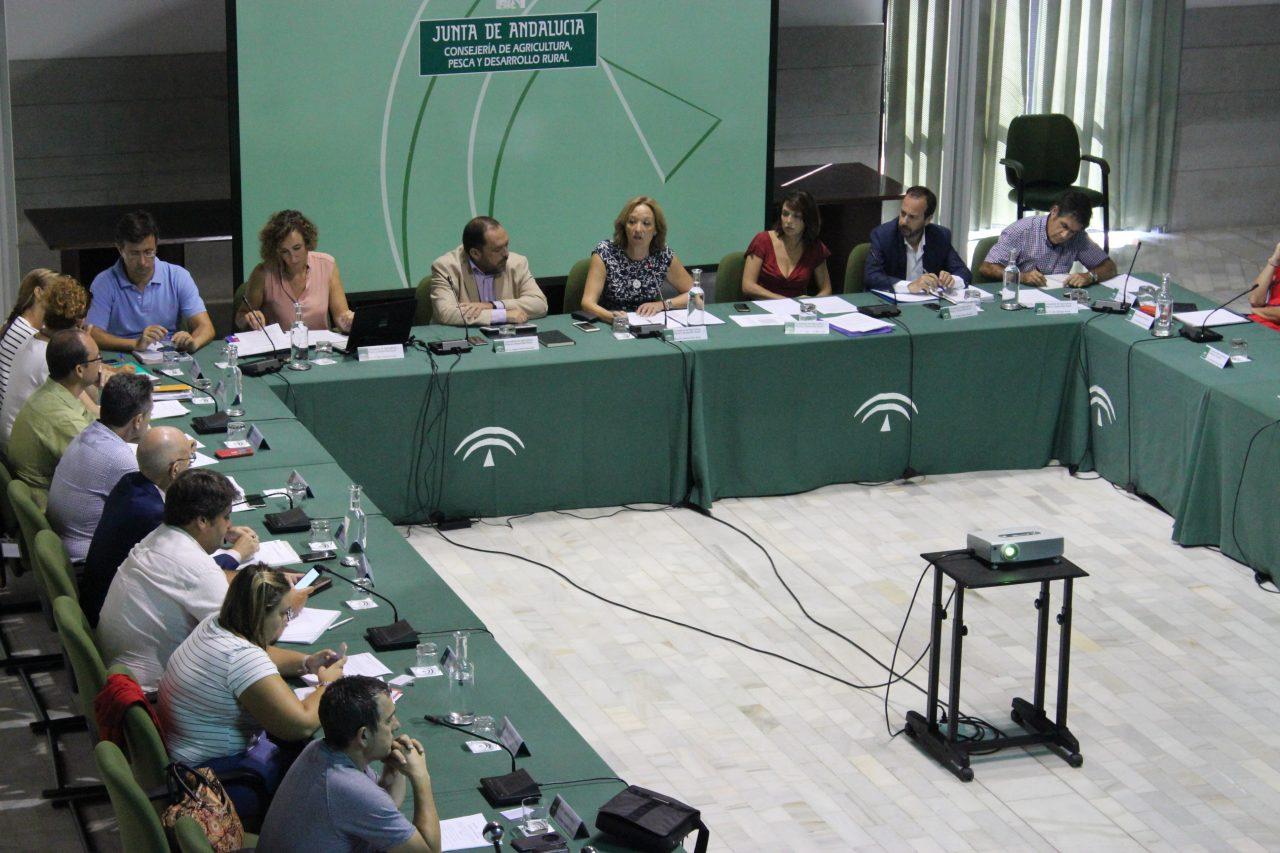 El Consejo Andaluz de la Producción Ecológica avanza en la puesta en marcha del III plan del sector