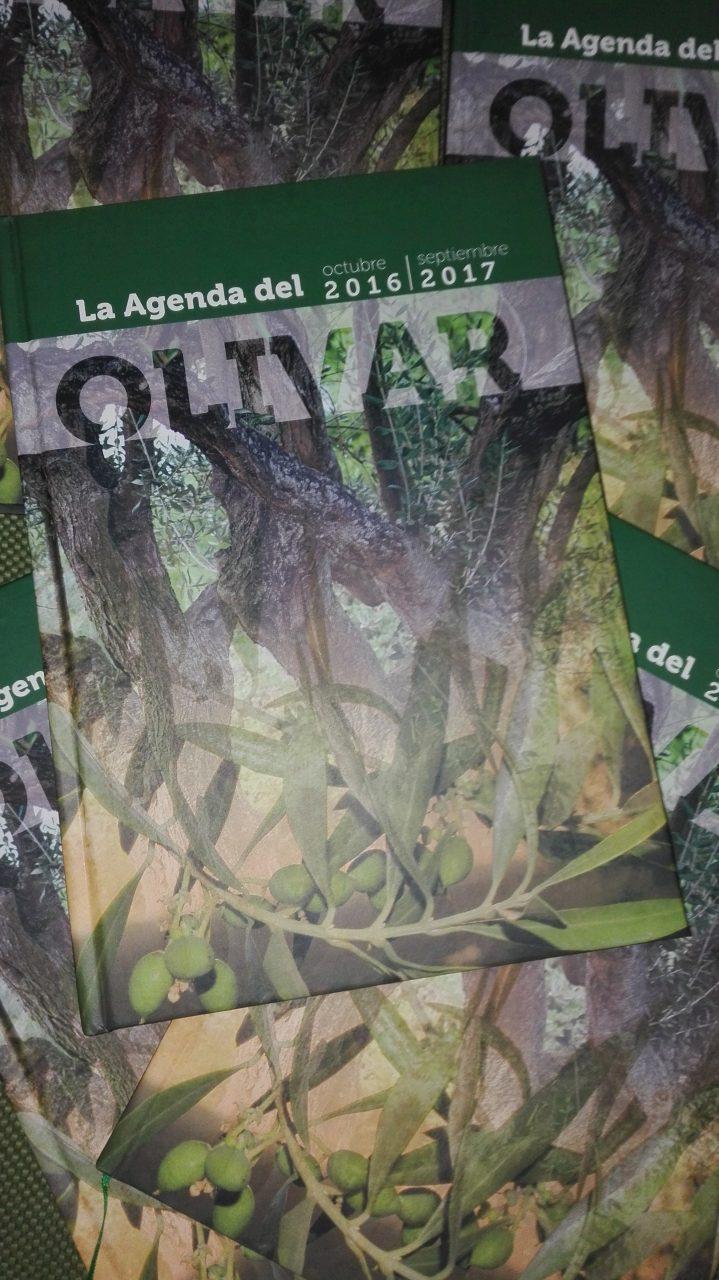 Gran acogida de La Agenda del Olivar 2016/2017