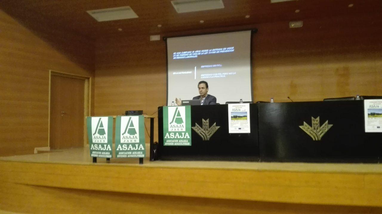 ASAJA-Jaén aborda en unas jornadas las últimas novedades en el cultivo del olivar