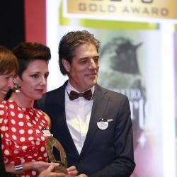 Cabello x Mure consigue un premio Pentawards de oro