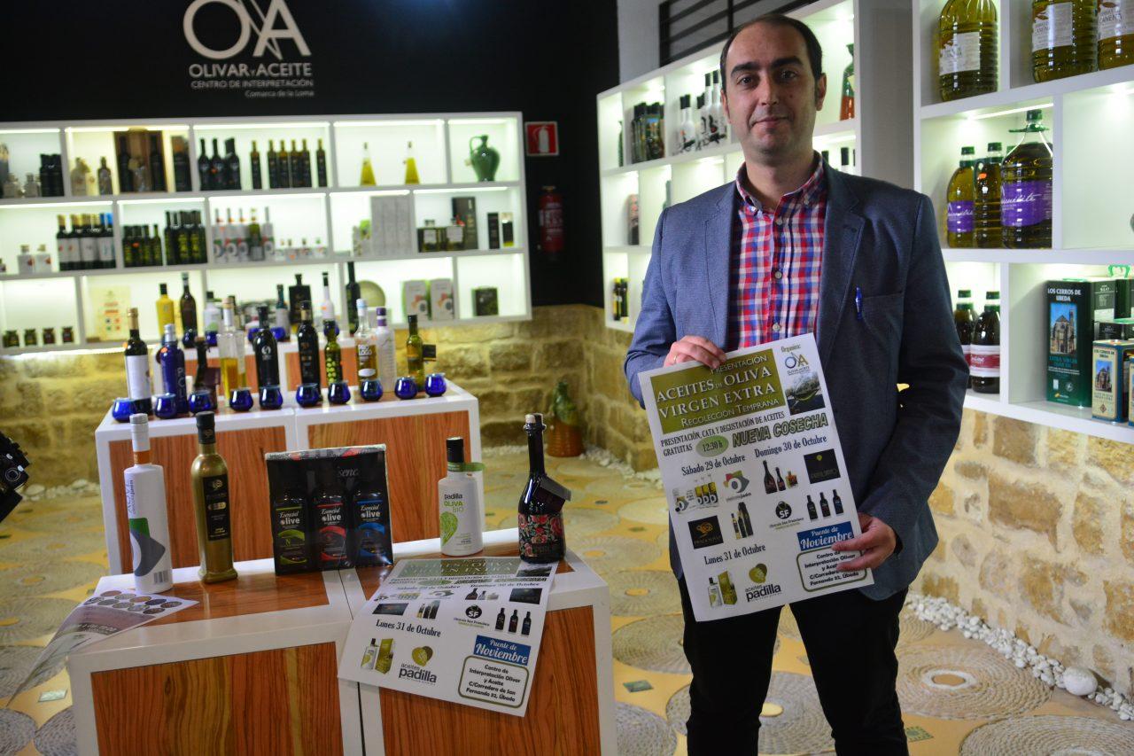 El Centro Olivar y Aceite de Úbeda acoge la presentación y cata de aceites de cosecha temprana