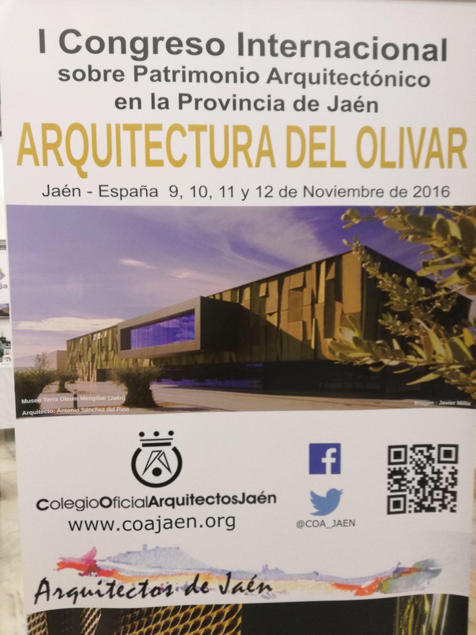 El Congreso Arquitectura del Olivar profundiza en su componente industrial
