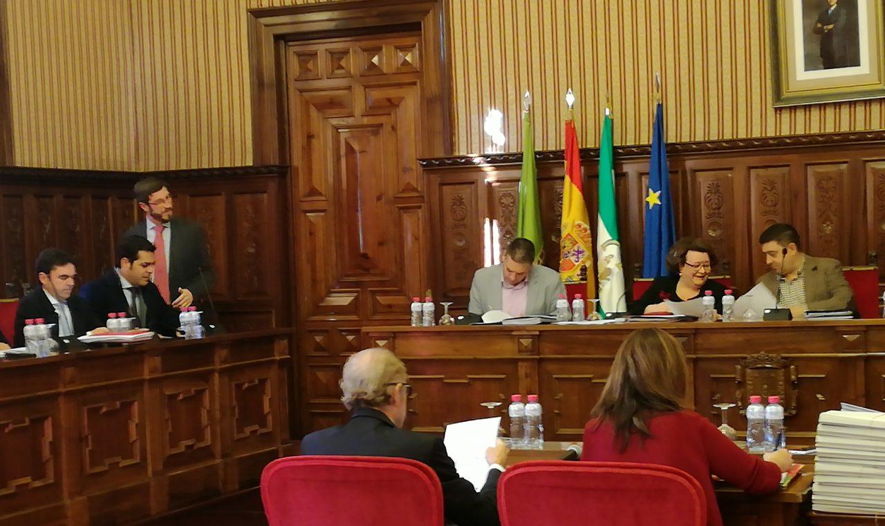 La Diputación de Jaén destina 4,1 millones de euros del presupuesto de 2017 al sector oleícola y a la iniciativa Degusta Jaén