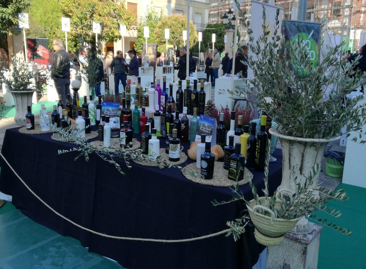 Roberto Brasero alaba el aceite de oliva, honra a Jaén y anima la III Fiesta del Primer Aceite