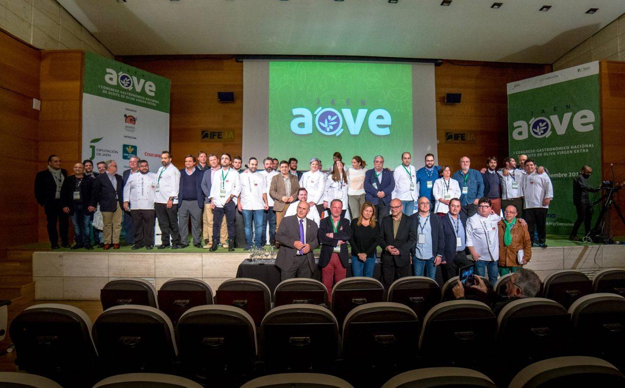 Destacan el éxito del Congreso Jaén AOVE, el nivel de los ponentes y las actividades organizadas