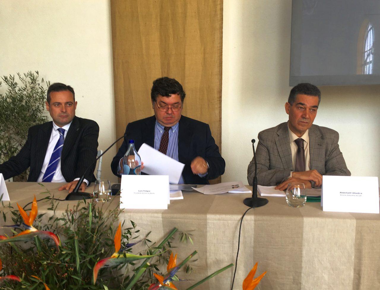 Juan Vilar revela que el olivar mundial está preparado para producir más de 4,5 millones de toneladas de aceite de oliva