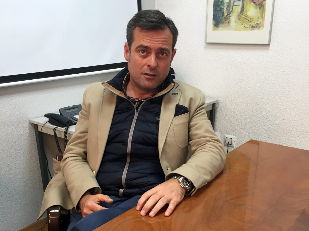 Juan Vilar revela que cada segundo se plantan diez olivos en el mundo