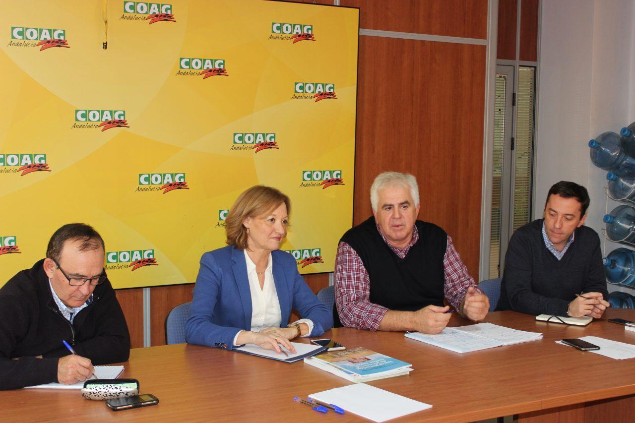 La Junta incrementará en más de 25 millones el presupuesto de las ayudas a la producción ecológica en herbáceos y leñosos
