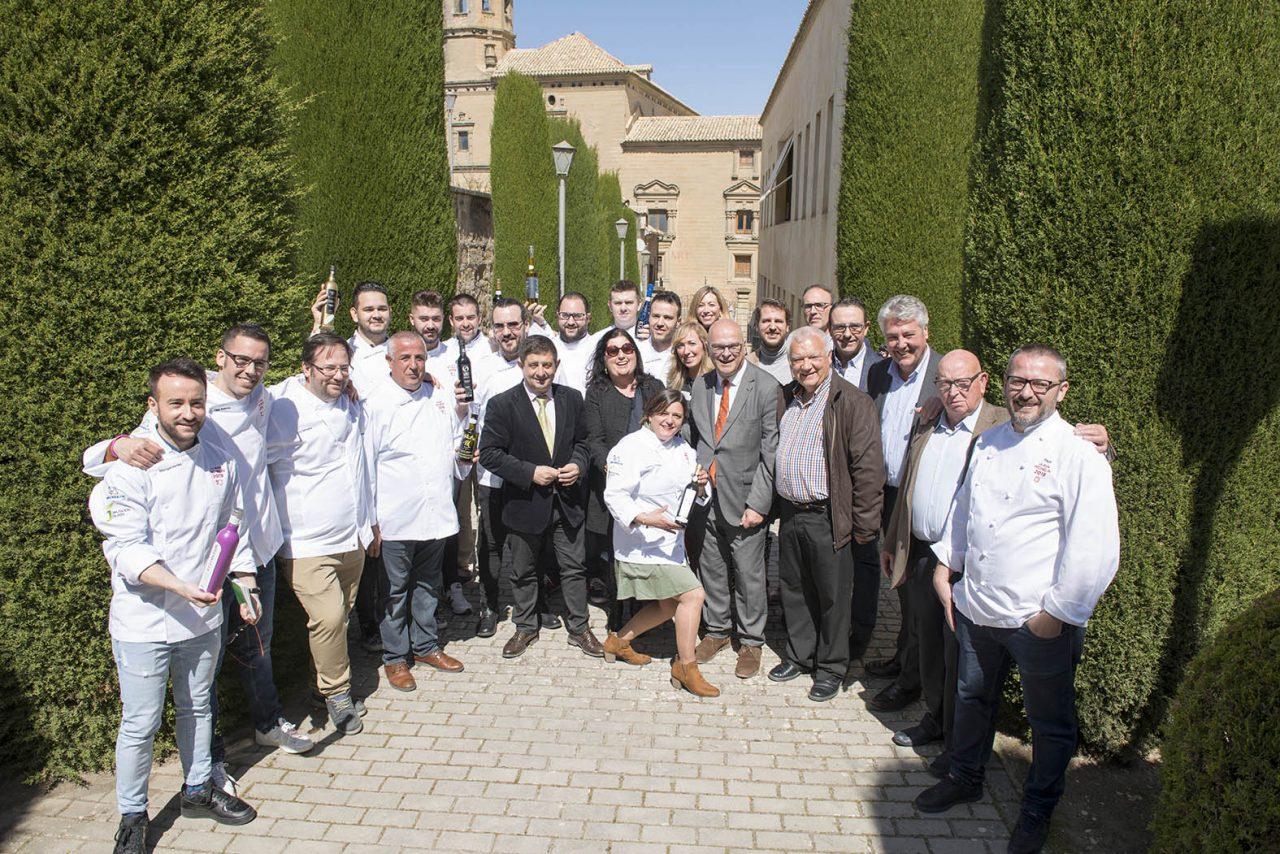 """Michelin lanza la Guía Verde """"Jaén Weekend"""", con"""