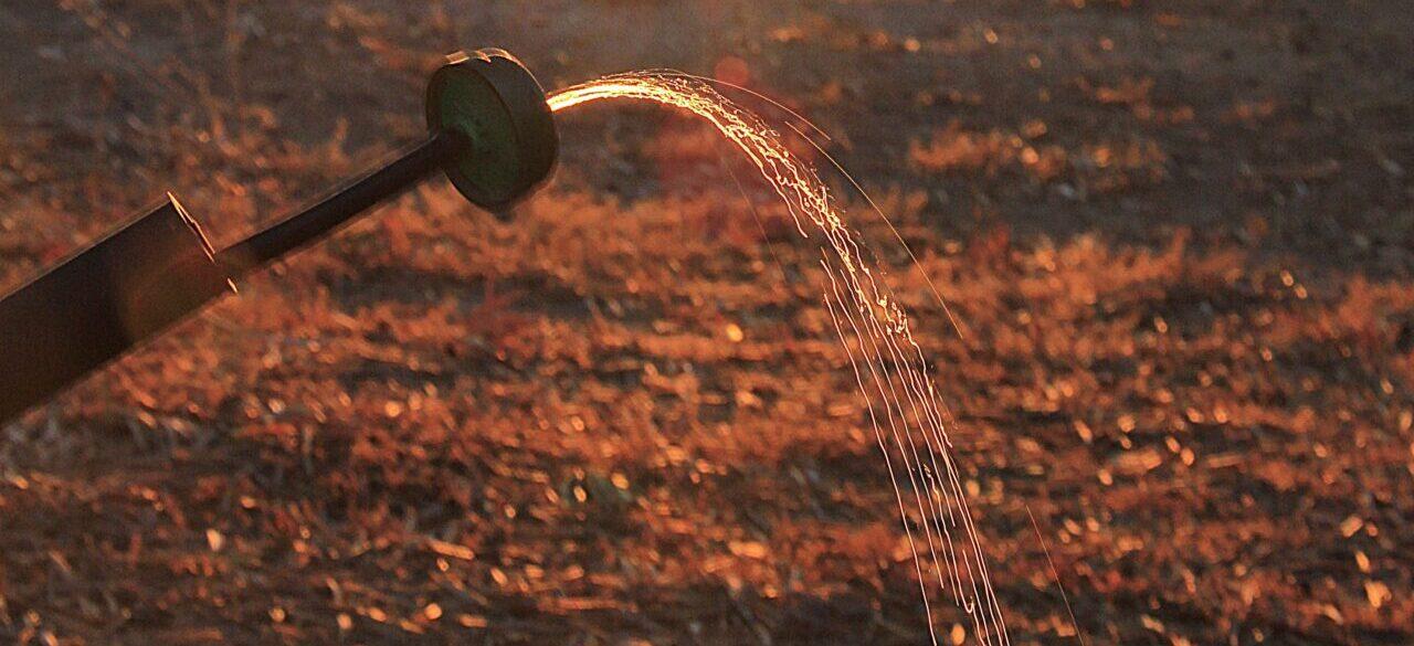 La superficie de riego eficiente en España se sitúa en 2.943.088 hectáreas, un 77 % de la superficie total de riego