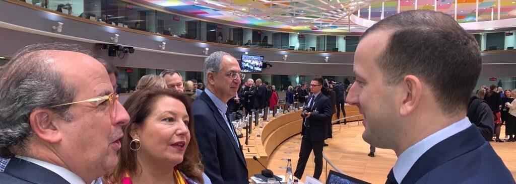 Andalucía asume este semestre la voz de las comunidades autónomas en el Consejo de Ministros de Agricultura de la Unión Europea