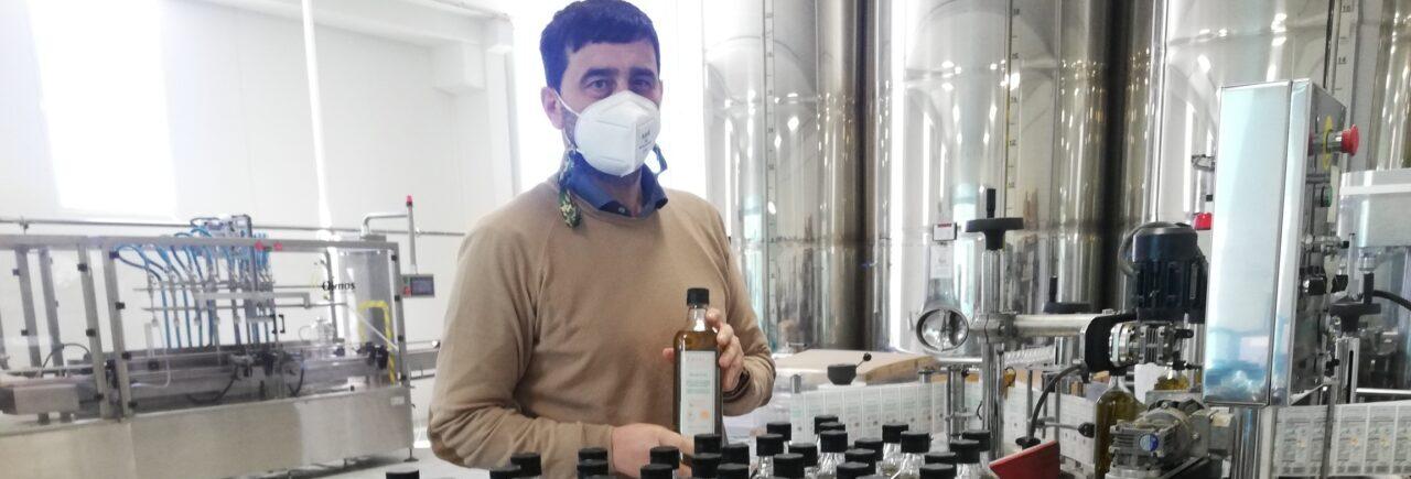 Aceites Cazorla, la cooperativa decana de la comarca serrana enclavada en un entorno privilegiado