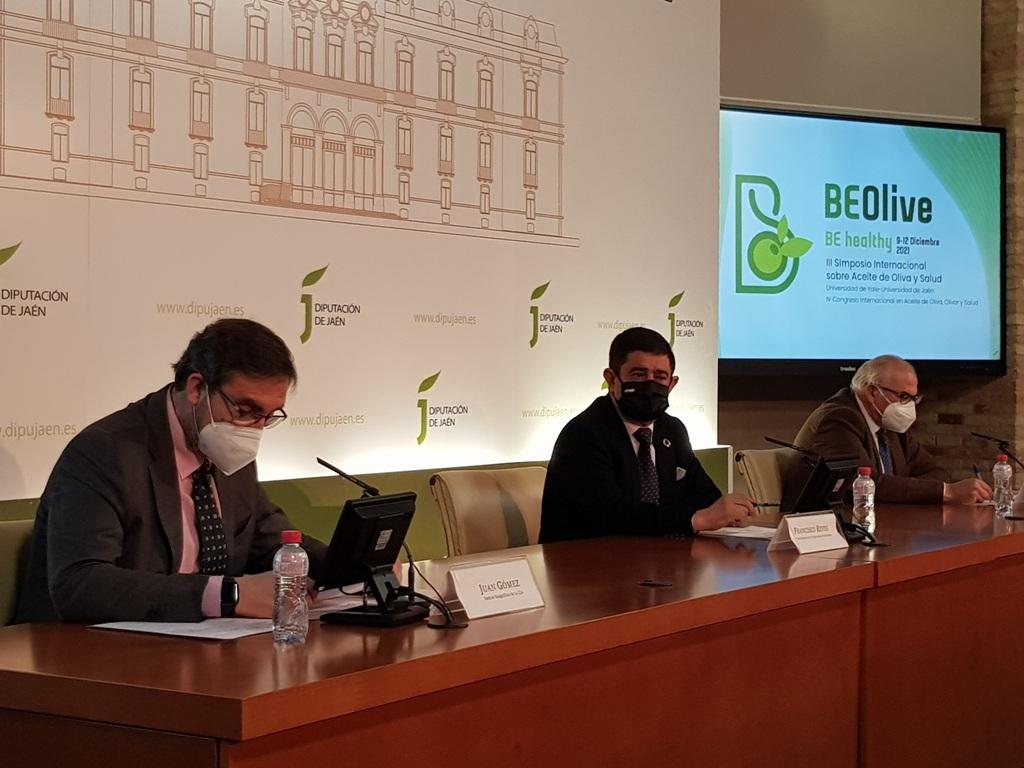 El IV Congreso de Aceite de Oliva y Salud pretende convertir Jaén en referente mundial en investigación sobre el sector oleícola