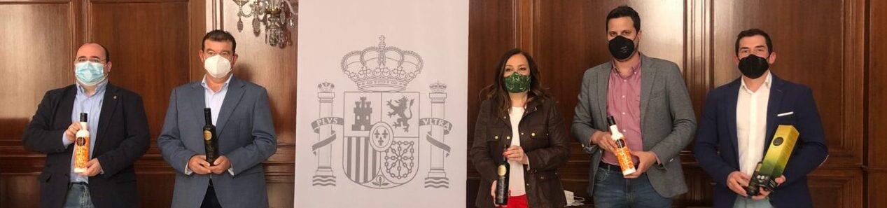 """Catalina Madueño destaca que la apuesta por la calidad del sector oleícola es """"el mejor camino para ganar en competitividad y fortaleza"""""""