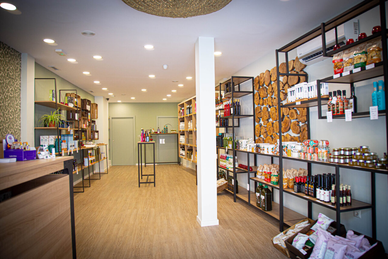 Abre sus puertas «La Oleoteca de Córdoba», un espacio dedicado al aceite de oliva virgen extra