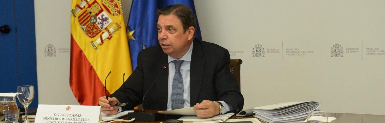 """Planas: El próximo Consejo de Ministros de la Unión Europea será """"decisivo"""" para cerrar la futura PAC"""
