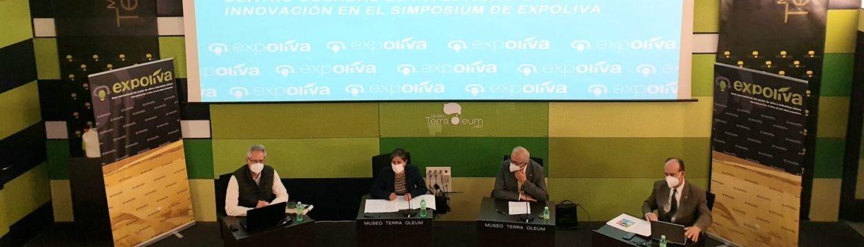 Soledad Aranda destaca la aportación del Simposium de Expoliva a la innovación del sector del olivar