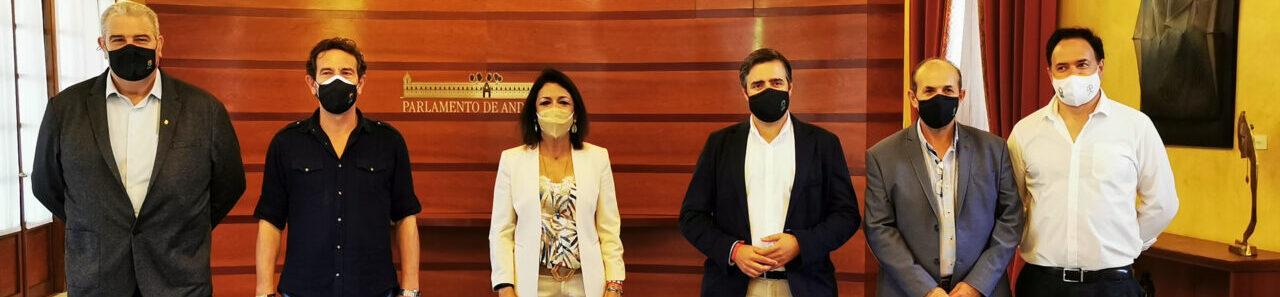 UPA Andalucía pide a la presidenta del Parlamento andaluz que saque la Ley de la Agricultura y Ganadería «del cajón donde permanece olvidada»