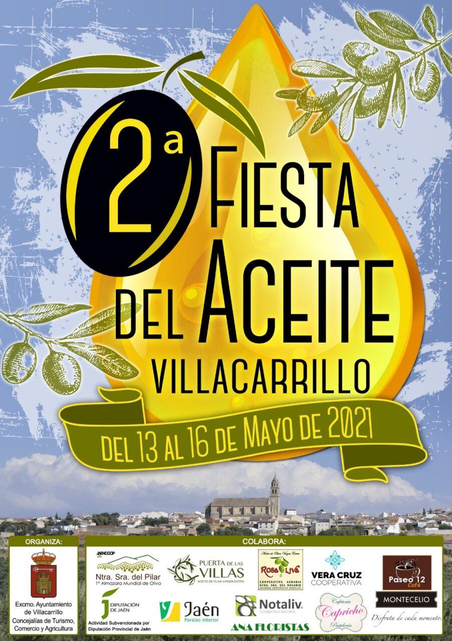 Una ponencia de José Juan Gaforio inaugura mañana jueves la II Fiesta del Aceite de Villacarrillo