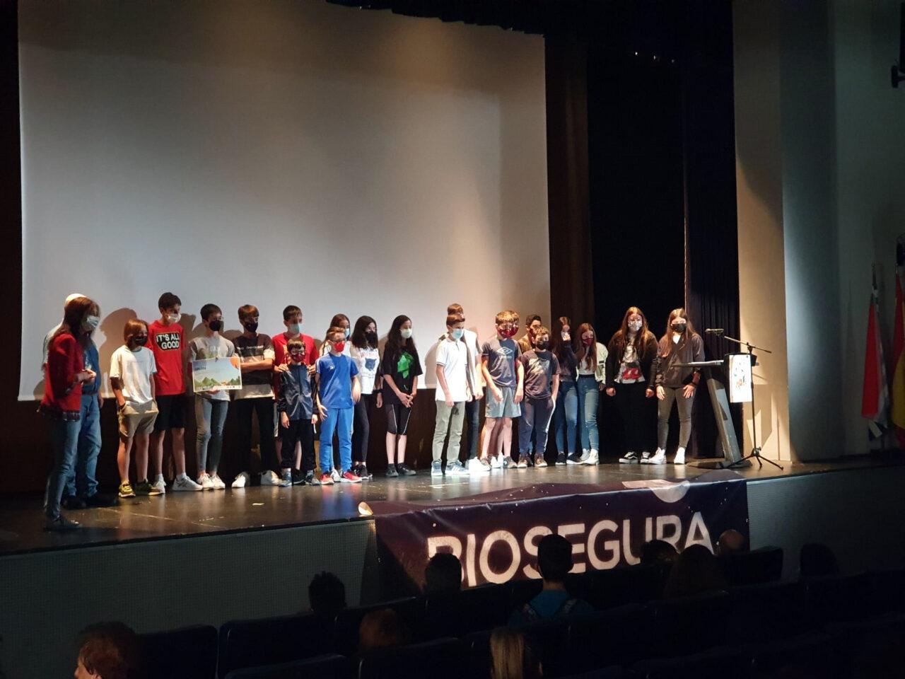 El Premio Biosegura 2021 recae en la Fundación Savia y la Diputación Provincial de Jaén