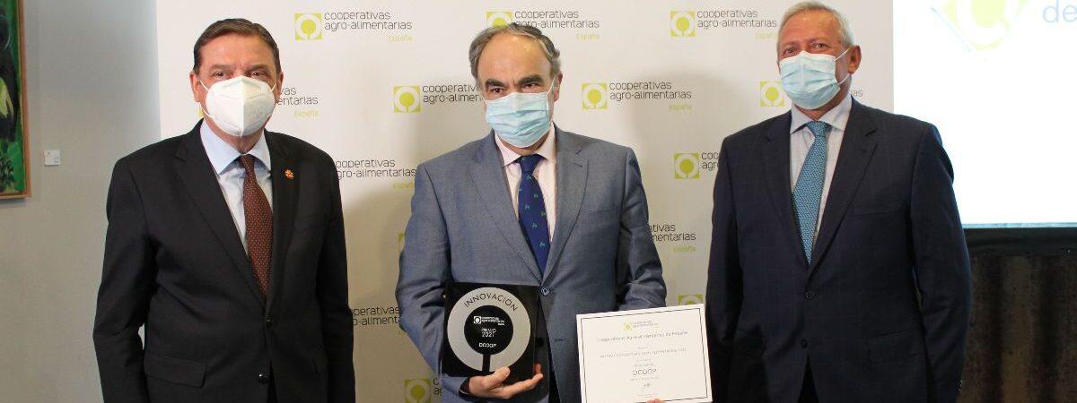 Dcoop, premio a la Innovación de Cooperativas Agroalimentarias de España
