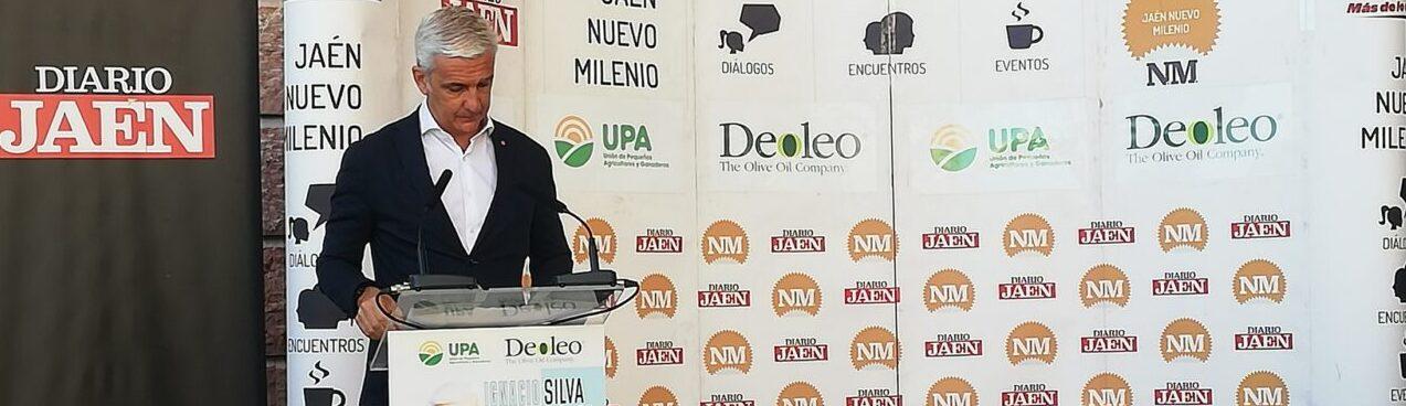 El presidente de Deoleo aboga por la calidad, la trazabilidad y la transparencia como claves para la revalorización del aceite de oliva