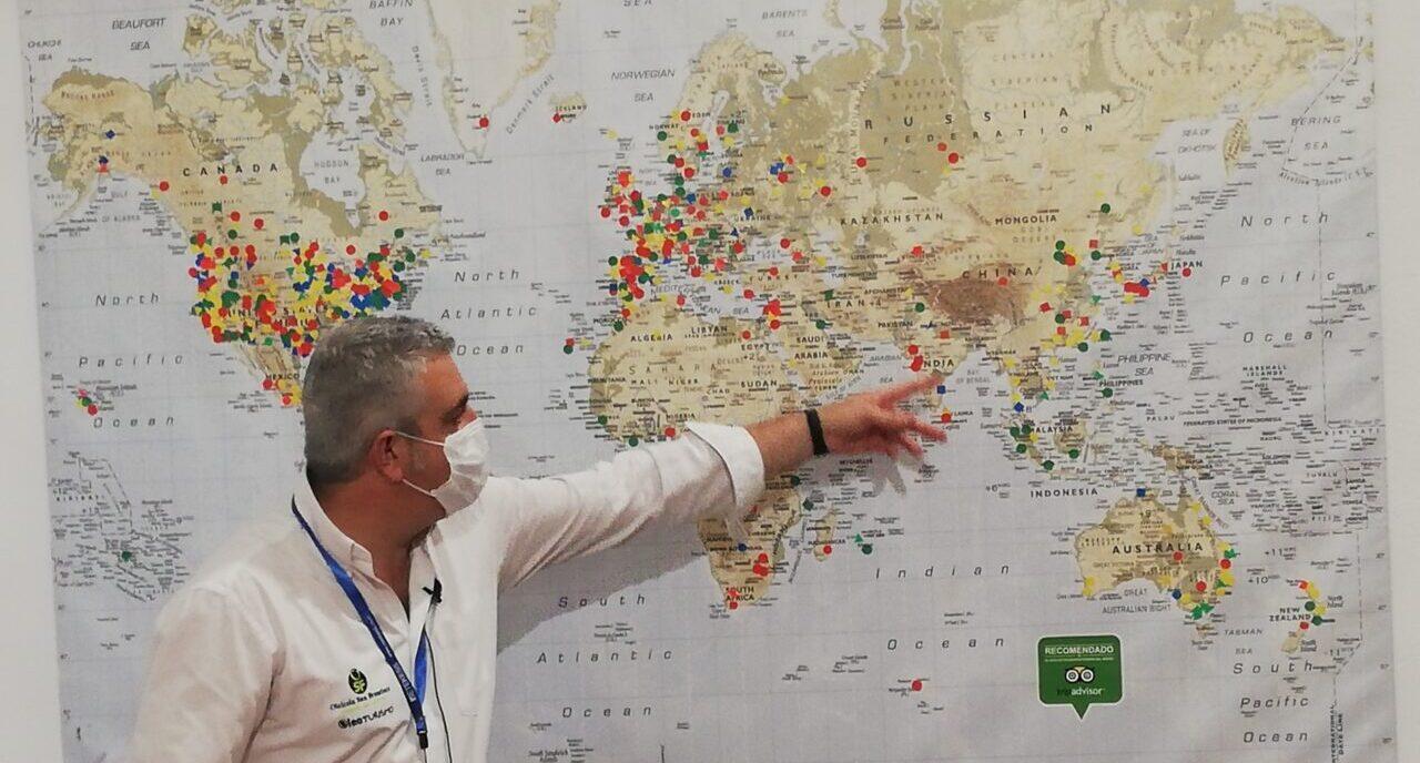 Oleícola San Francisco, referente internacional en oleoturismo desde Begíjar con su aventura didáctica por el universo del olivar y de los aceites de oliva