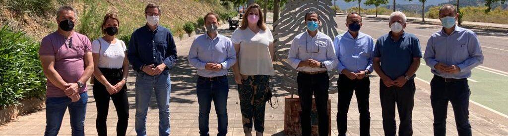 Alcaldes del PP lamentan «otra oportunidad perdida para los regantes de la presa de Siles»
