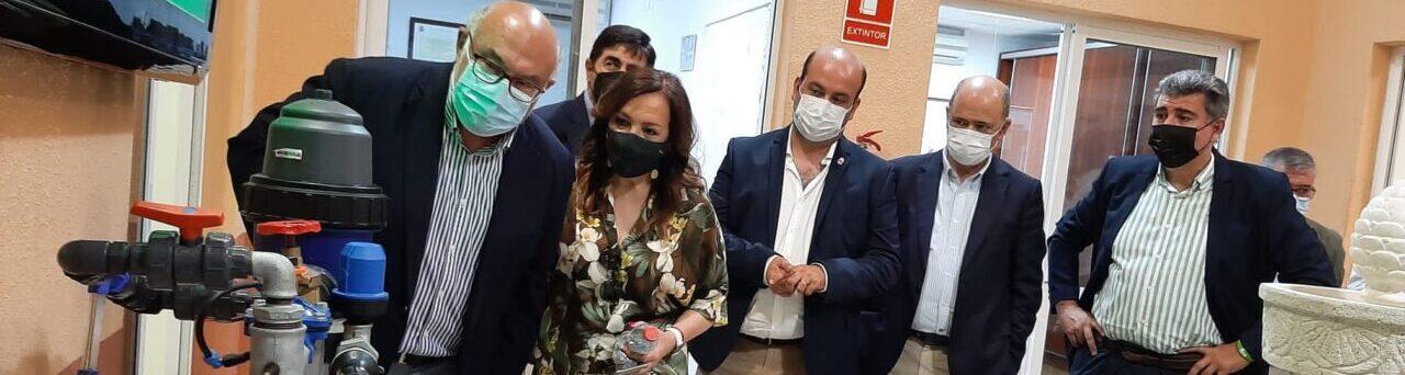 El Gobierno invertirá un total de 36,3 millones de euros en las obras de modernización de regadíos de Pozo Alcón