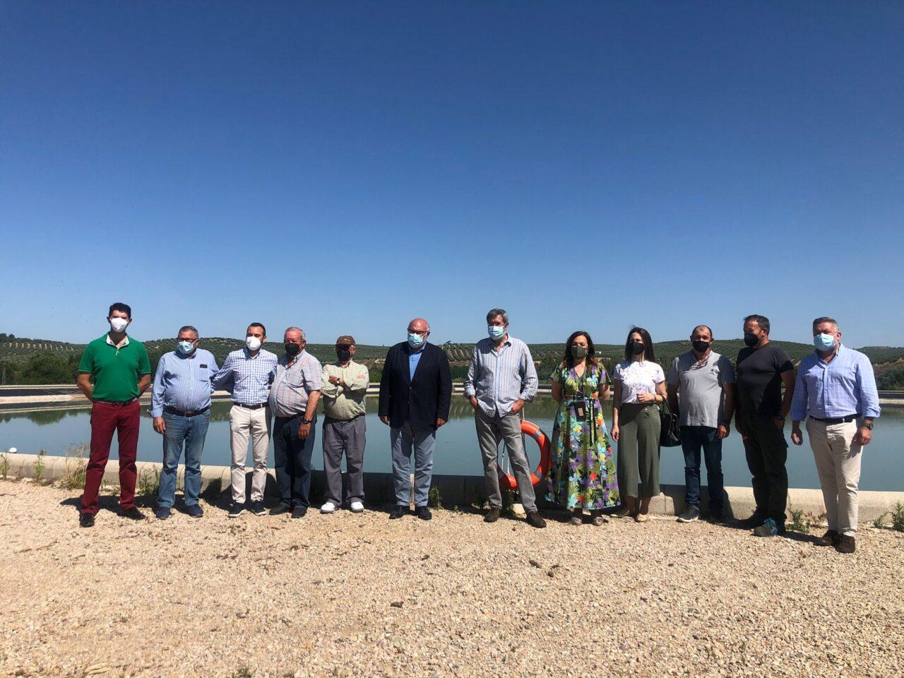 El Ministerio de Agricultura promueve instalaciones fotovoltaicas para mejorar la eficiencia energética de 1.126 hectáreas de regadíos en las Vegas Altas del Guadalquivir