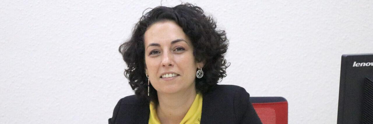 Mercedes Gámez, nueva portavoz socialista de Agricultura en el Parlamento andaluz