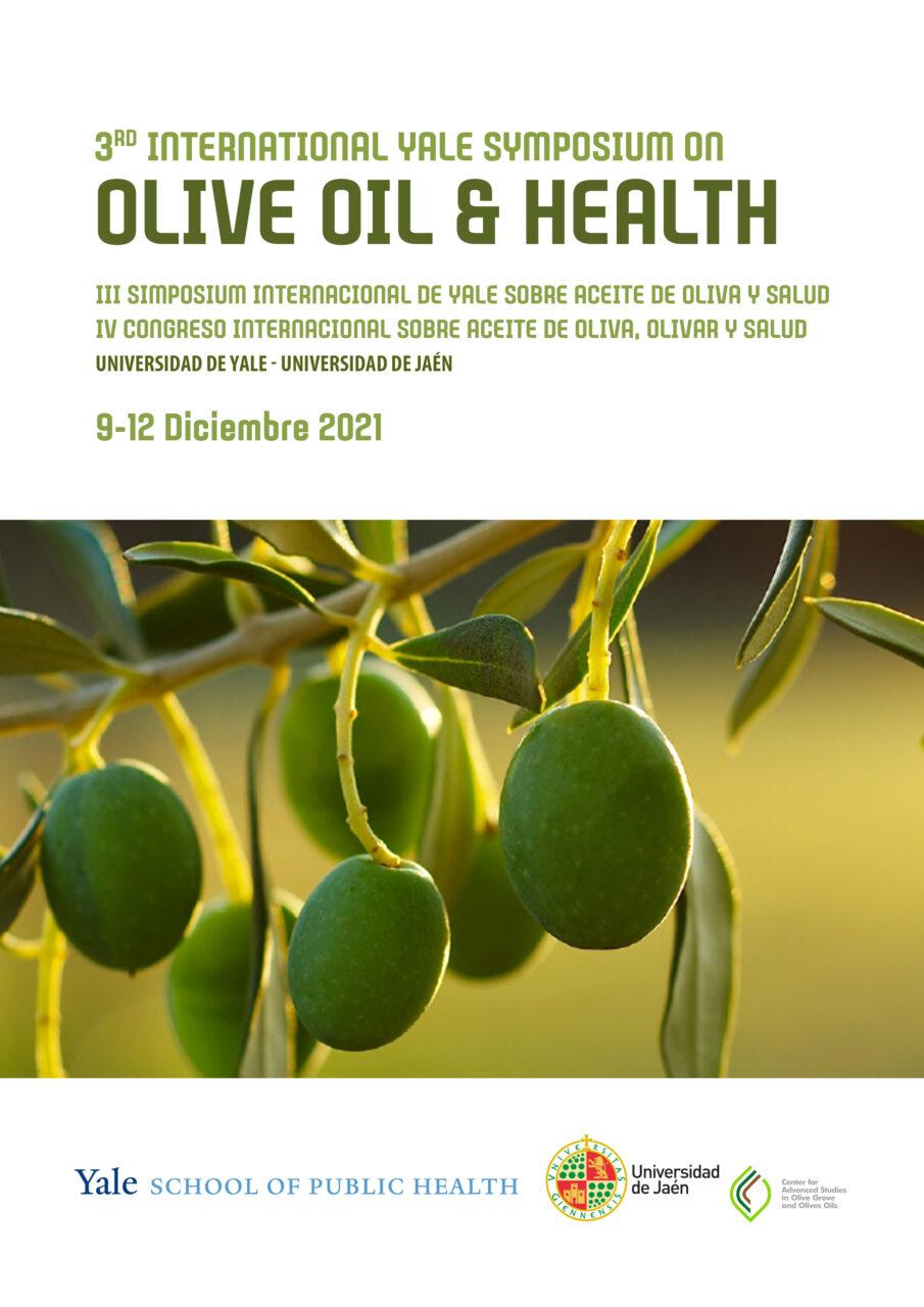 Jaén acogerá el «3RD International Yale Symposium on Olive Oil&Health», desde el 9 al 12 de diciembre