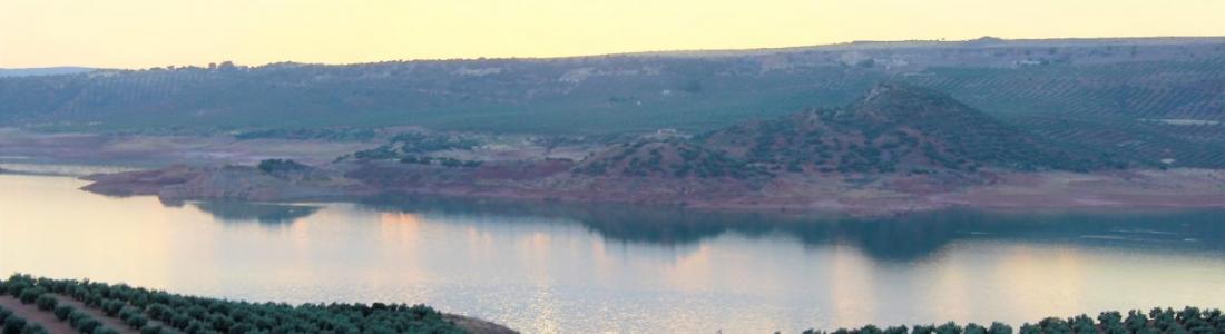 La reserva hidráulica española está al 36,5% de su capacidad