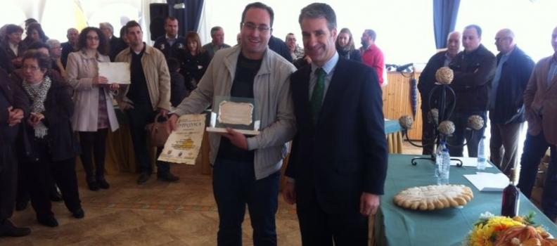 Almazara «As Pontis», ganadora en las dos categorías del XV Certamen Regional de Cata de Aceite Oliva Virgen San Antón 2014